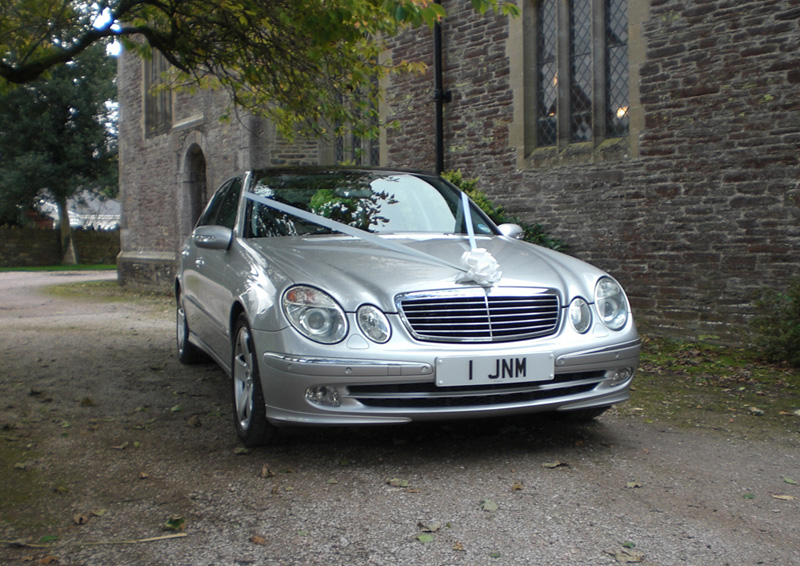Mercedes Benz S Class And E Class Wedding Cars From Plymouth