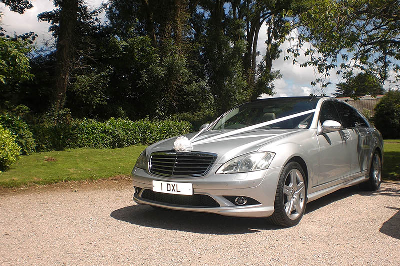 Mercedes Benz S Class And E Class Wedding Cars From